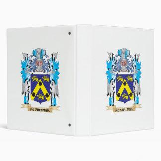 Escudo de armas de Mc-Sheumais - escudo de la