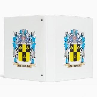 Escudo de armas de Mc-Shimidh - escudo de la