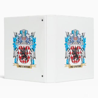 Escudo de armas de Mc-Uaiteir - escudo de la