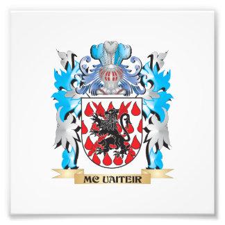 Escudo de armas de Mc-Uaiteir - escudo de la Arte Con Fotos