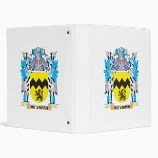 Escudo de armas de Mc-Varish - escudo de la