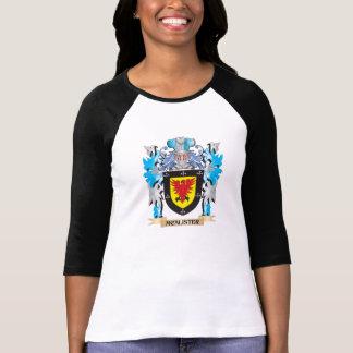Escudo de armas de Mcalister - escudo de la Camisetas