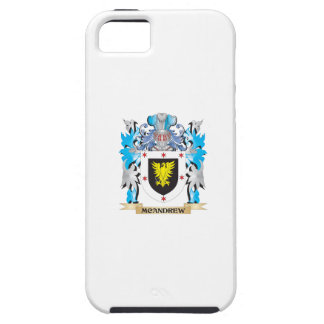 Escudo de armas de Mcandrew - escudo de la familia iPhone 5 Cárcasas