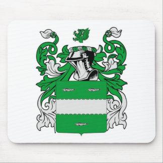 Escudo de armas de McCabe Alfombrillas De Ratones