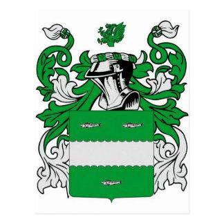 Escudo de armas de McCabe Postal