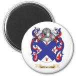 Escudo de armas de McCallion (escudo de la familia Imán
