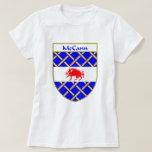 Escudo de armas de McCann/escudo de la familia Playera