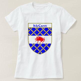 Escudo de armas de McCann/escudo de la familia Remeras