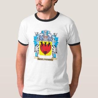 Escudo de armas de Mcclanahan - escudo de la Camisas