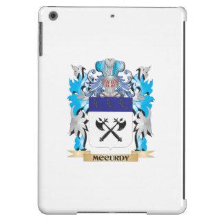 Escudo de armas de Mccurdy - escudo de la familia