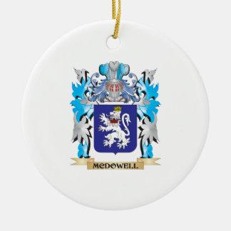 Escudo de armas de Mcdowell - escudo de la familia Adorno De Navidad