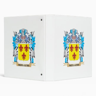 Escudo de armas de Mcelgunn - escudo de la familia