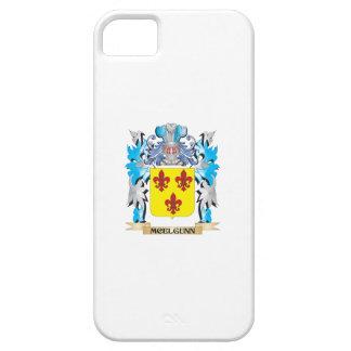 Escudo de armas de Mcelgunn - escudo de la familia iPhone 5 Coberturas