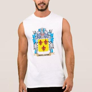Escudo de armas de Mcelgunn - escudo de la familia Camisetas Sin Mangas