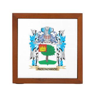 Escudo de armas de Mcenchroe - escudo de la