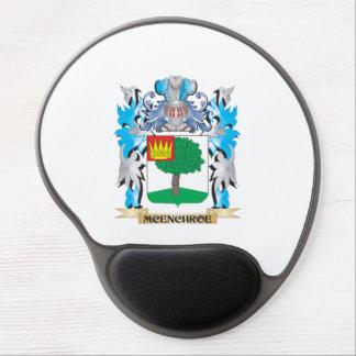 Escudo de armas de Mcenchroe - escudo de la Alfombrilla Con Gel