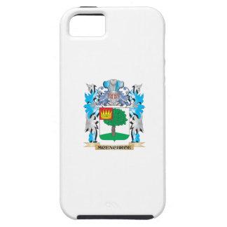 Escudo de armas de Mcenchroe - escudo de la iPhone 5 Case-Mate Protector