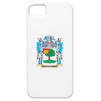 Escudo de armas de Mcenchroe - escudo de la iPhone 5 Carcasas