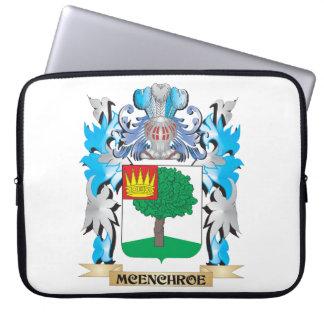 Escudo de armas de Mcenchroe - escudo de la Manga Portátil
