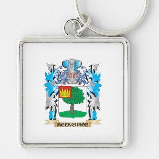 Escudo de armas de Mcenchroe - escudo de la Llaveros