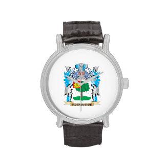 Escudo de armas de Mcenchroe - escudo de la Reloj De Mano