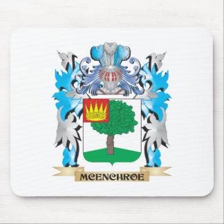 Escudo de armas de Mcenchroe - escudo de la Alfombrilla De Raton