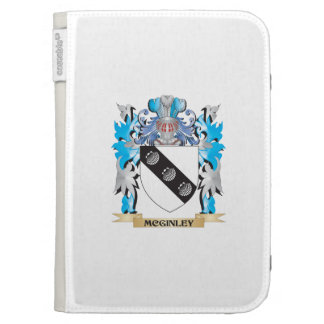 Escudo de armas de Mcginley - escudo de la familia