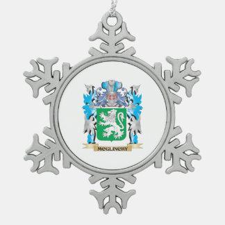 Escudo de armas de Mcglinchy - escudo de la Adornos