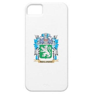 Escudo de armas de Mcglinchy - escudo de la iPhone 5 Protectores