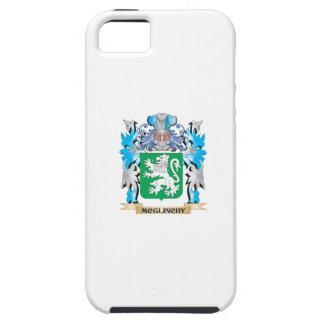 Escudo de armas de Mcglinchy - escudo de la iPhone 5 Case-Mate Cárcasa