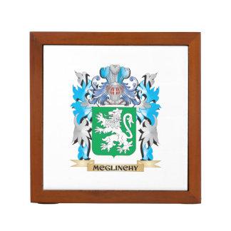 Escudo de armas de Mcglinchy - escudo de la