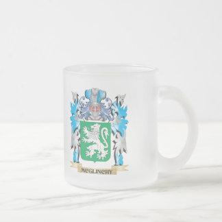 Escudo de armas de Mcglinchy - escudo de la Tazas