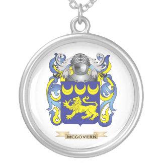 Escudo de armas de McGovern (escudo de la familia) Grimpolas Personalizadas