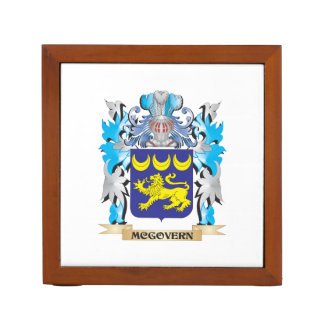 Escudo de armas de Mcgovern - escudo de la familia