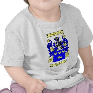 Escudo de armas de McGovern Camisetas