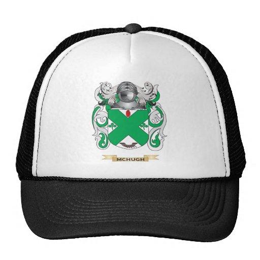 Escudo de armas de McHugh (escudo de la familia) Gorro