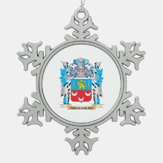 Escudo de armas de Mclaughlin - escudo de la Adorno