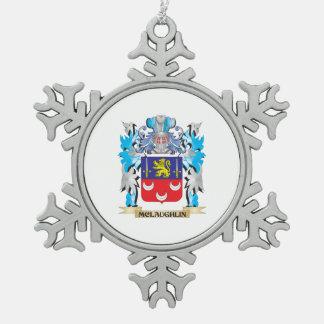 Escudo de armas de Mclaughlin - escudo de la Adornos
