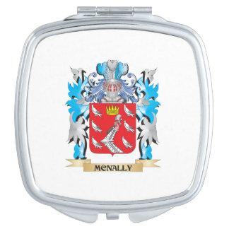 Escudo de armas de Mcnally - escudo de la familia Espejo Para El Bolso