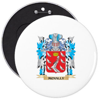 Escudo de armas de Mcnally - escudo de la familia Pins