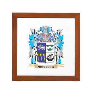 Escudo de armas de Mcsheehy - escudo de la familia