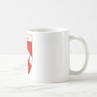 Escudo de armas de Meehan Taza De Café