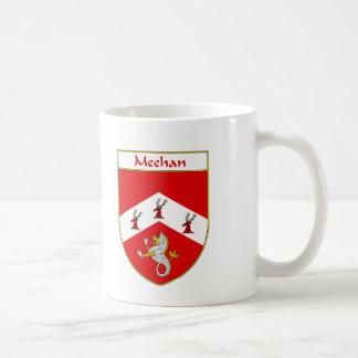 Escudo de armas de Meehan Tazas De Café