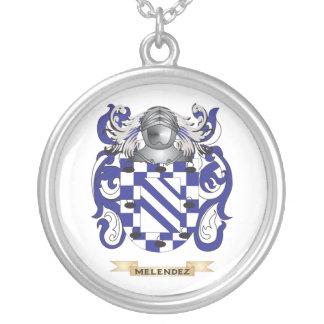 Escudo de armas de Melendez (escudo de la familia) Joyerias Personalizadas