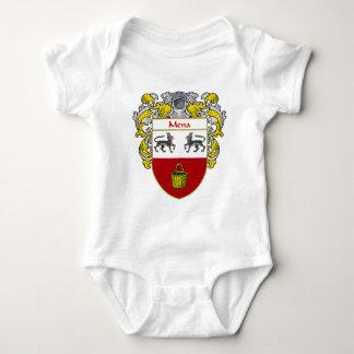 Escudo de armas de Mena (cubierto) Body Para Bebé