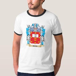 Escudo de armas de Mena - escudo de la familia Camisas