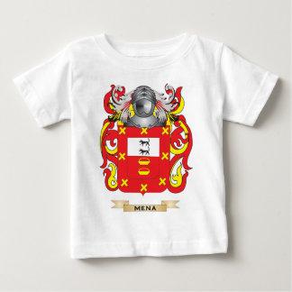 Escudo de armas de Mena (escudo de la familia) Camisas