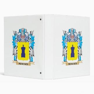 Escudo de armas de Meneses - escudo de la familia