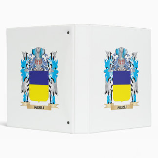 Escudo de armas de Merli - escudo de la familia