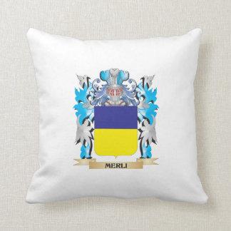 Escudo de armas de Merli - escudo de la familia Cojin